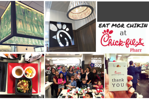 Chick-Fil-A Pharr - Mom and Family Friendly - RGV Moms Blog