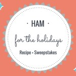 Ham for the Holidays {Recipe + Sweepstakes}