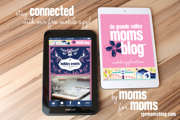 RGV Moms Blog Mobile App Application