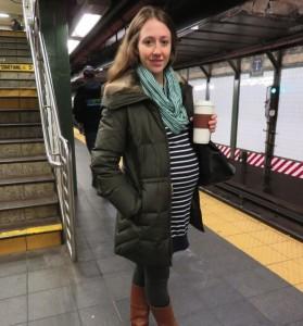 Dec. 2014 • Pregnant in The City