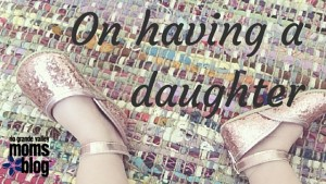 having a daughter