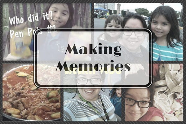 Vlogging: Making Memories