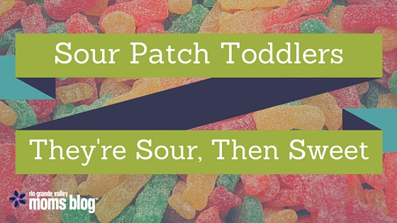Sour Patch Toddlers