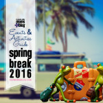 Spring Break 2016:  Events and Activities Guide