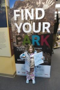 #FindYourPark during National Park Week.