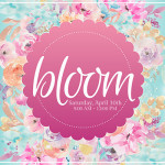 Bloom :: An RGV Event for New and Expectant Moms {Tickets Now Available}