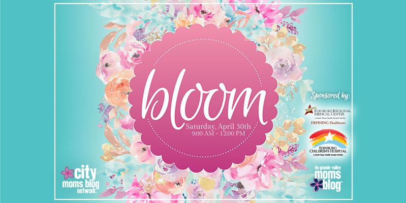 Bloom RGV April 30 2016