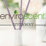 A Fresh Take on Home Fragrance {EnviroScent Giveaway!}