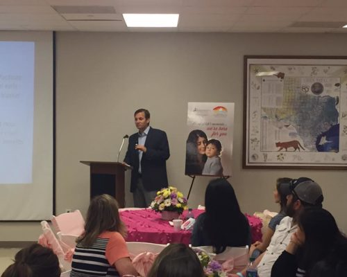 Bloom RGV with the RGV Moms Blog at Edinburg Regional Medical Center