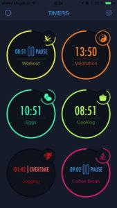 Multitimer App for the Techie Mom