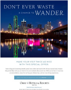 Omni Hotels & Resorts Downtown Dallas - RGV Moms Blog