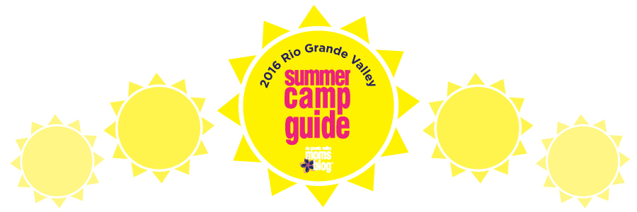 2016 RGV Summer Camp Guide