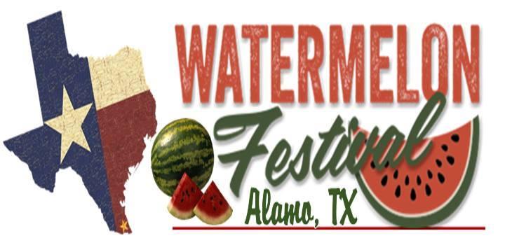 watermelon festival alamo texas