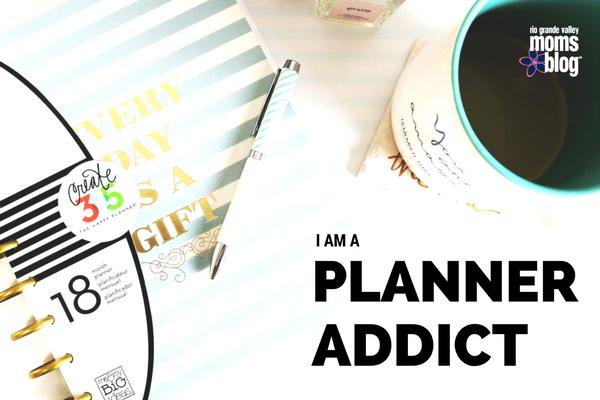 I am a Planner Addict
