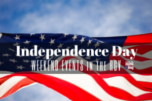 Independence Day Celebrations and 4th of July Weekend Events in the RGV