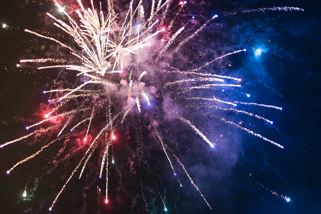 4th of July Fireworks in RGV 2016