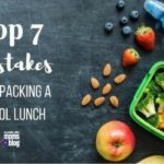 Top 7 Mistakes When Packing a Healthy Lunch