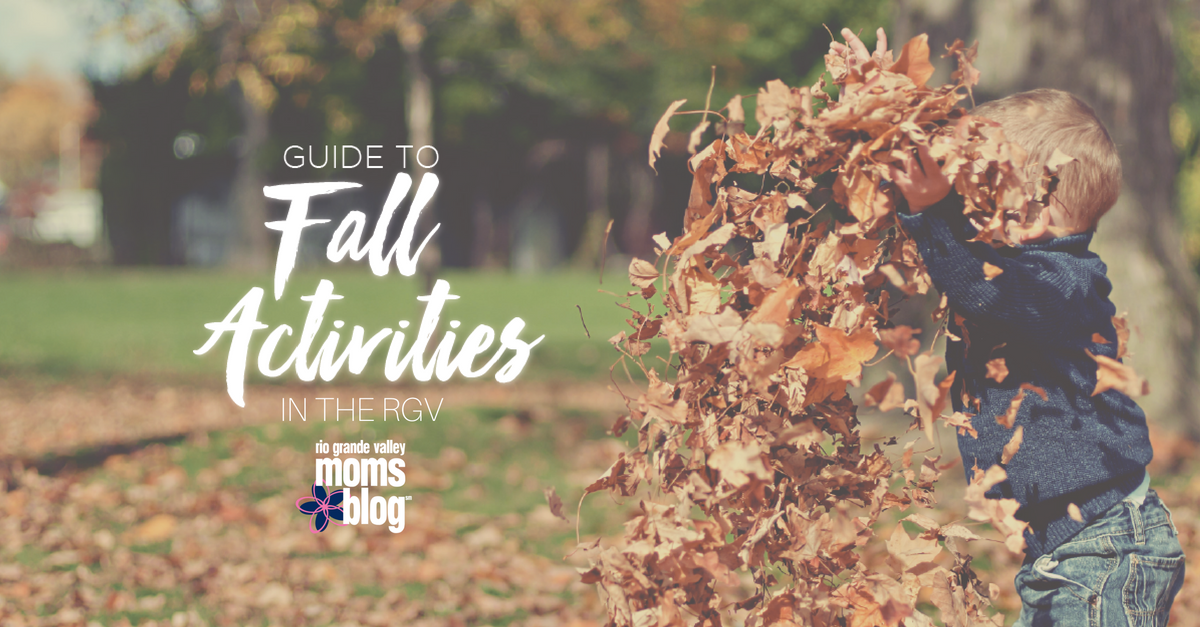 Fall Activities and Festivals in the RGV 2016