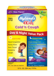 Hylands 4 Kids Cold n Cough Value Pack