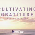 Cultivating Gratitude All Year Long