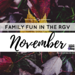 Guide to November Family Fun [2017]