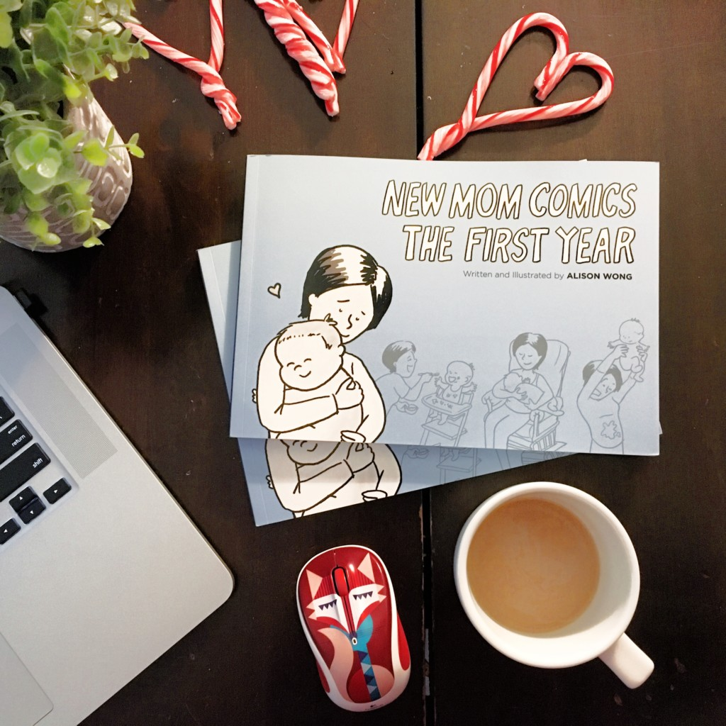 New Mom Comics The First Year Giveaway