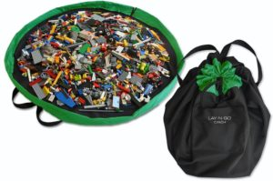 Unique Gift Ideas - Lay N Go Legos Bag