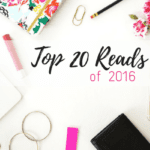 Top 20 Reads of 2016