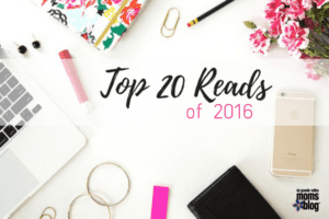 RGV Moms Blog Top Reads of 2016