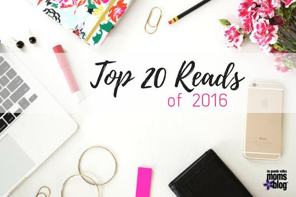 RGV Moms Blog Top Reads of 2016