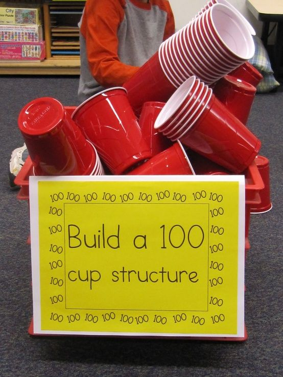 100 day cup structure