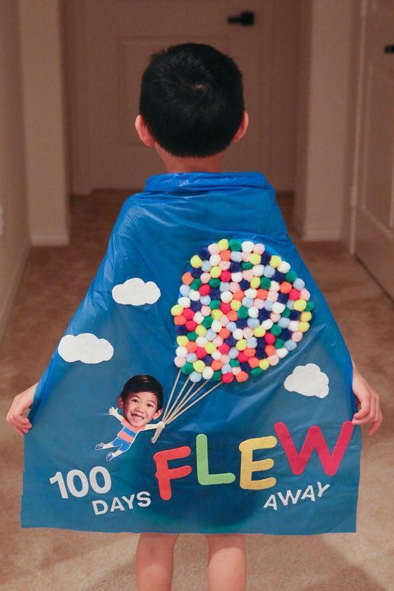 100 Days Flew Away
