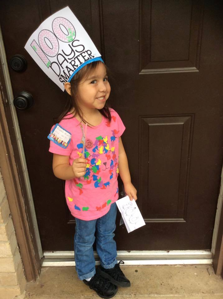 100 Days Smarter Hat and Shirt