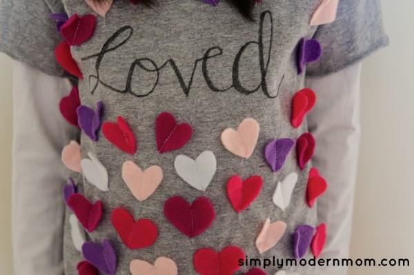 Valentine's Day Shirt 100 Days