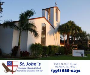 St. John's Episcopal Church & School