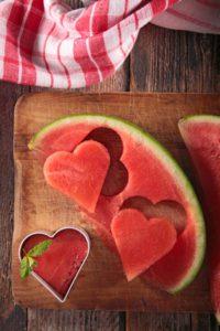 Valentines Day healthy treats