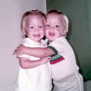 Twin Hugs