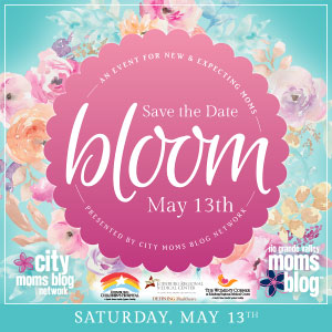 Bloom RGV 2017 - May 13 - An Event for New and Expectant Moms
