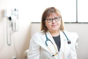 Dr. Camacho, Pediatrics