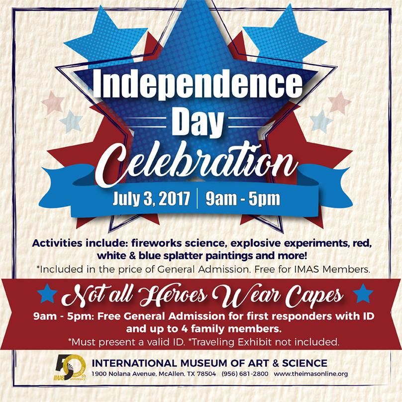 IMAS Independence Day