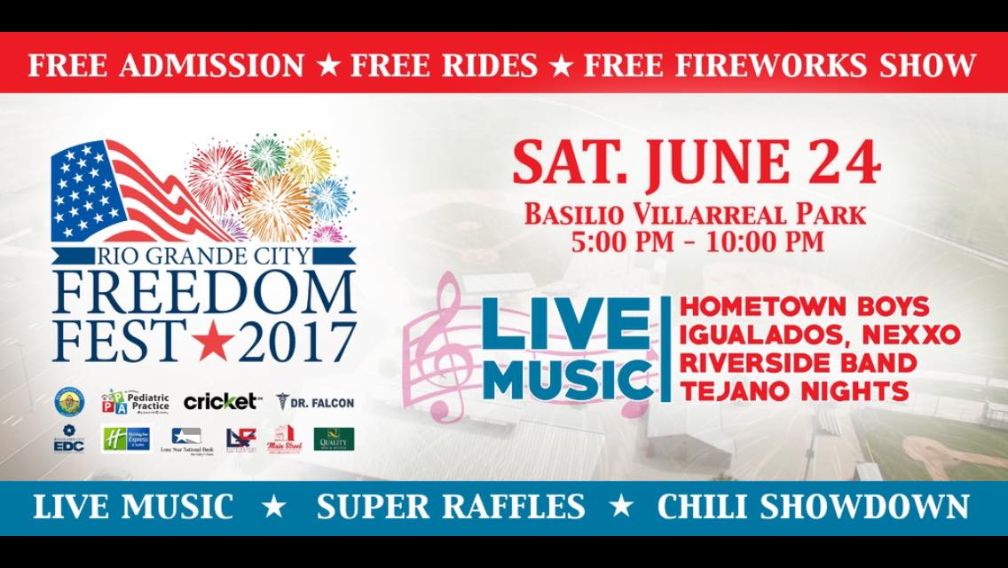 Rio Grande City Freedom Fest 2017