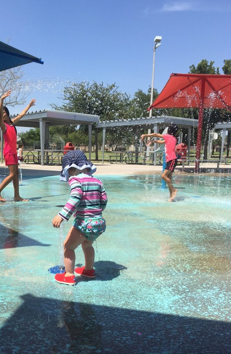 Splash Pads in the RGV