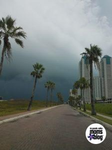 Hurricane Harvey Approaching South Padre Island - Rio Grande Valley Moms Blog