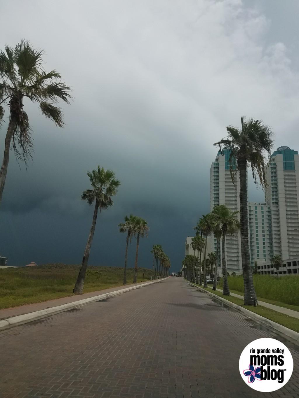 Hurricane Harvey Approaching South Padre Island - Rio Grande Valley Moms Blog