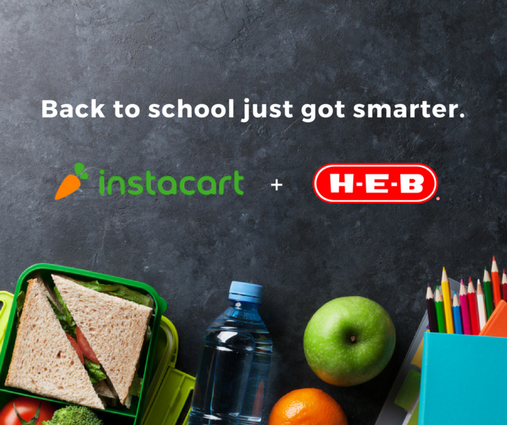Instacart in the RGV and McAllen Area