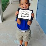 I Didn't Cry on My Son's First Day of School