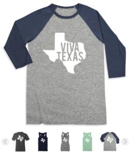 Viva Texas ACMB Shirt