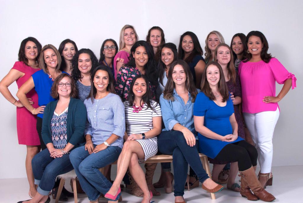 RGV Moms Blog Contributor Team 2017