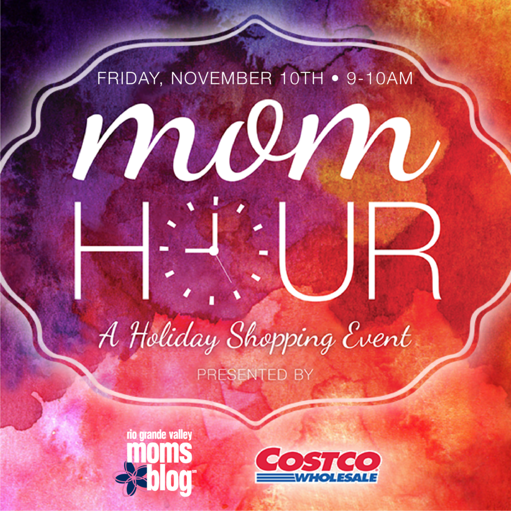 Costco Mom Hour 2017 RGV Pharr warehouse November 10