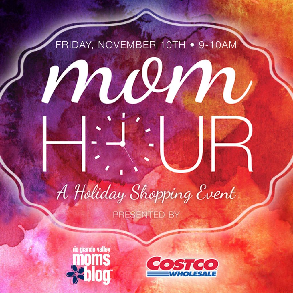Costco Mom Hour 2017 RGV Pharr warehouse November 10
